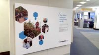 Co-Operative Bank Office Displays
